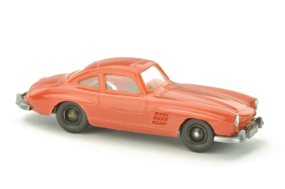Mercedes 300 SL Coupe, rose