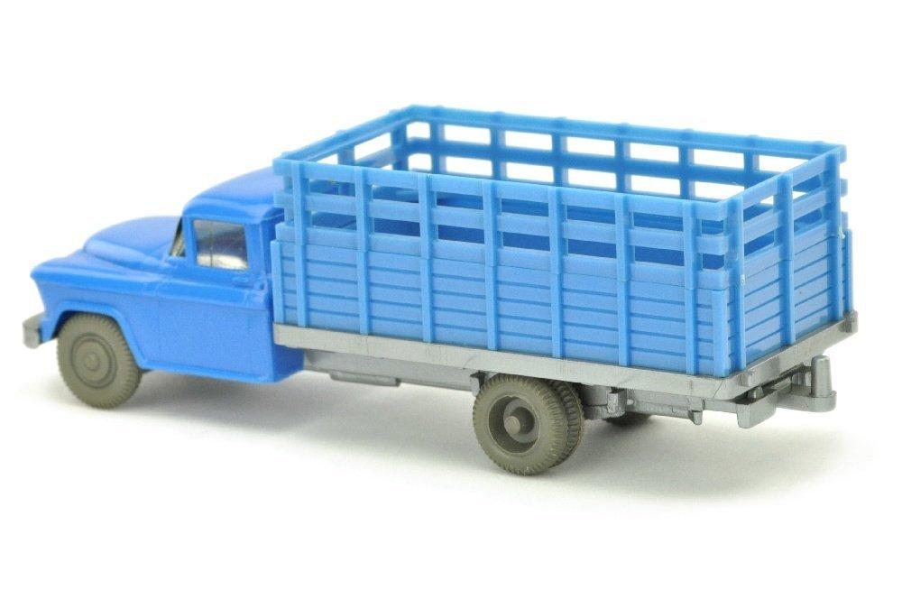 Chevrolet hoher Aufbau, himmelblau - 2