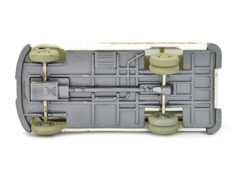 Werbemodell Sparkasse/B - MB L 319, weiss - 3