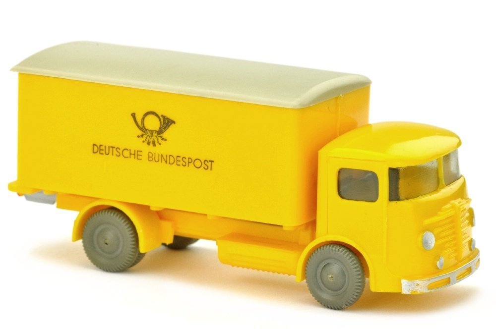 Postwagen Buessing Bundespost