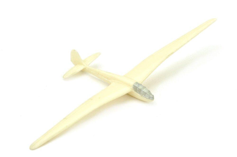 Segelflugzeug Typ Reiher, cremeweiss
