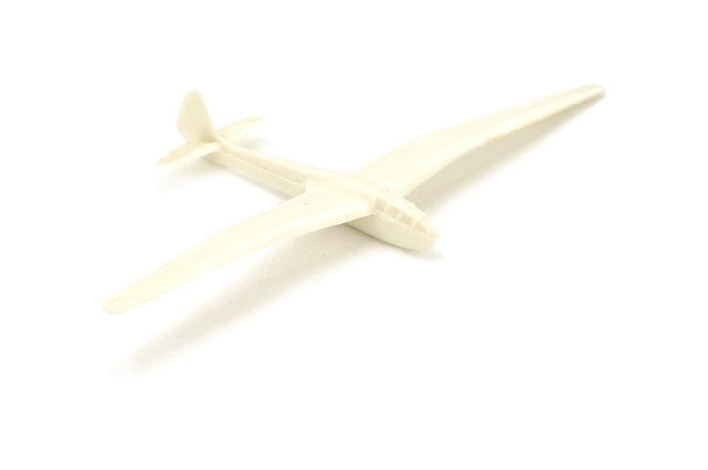 Segelflugzeug Typ Reiher, weiss
