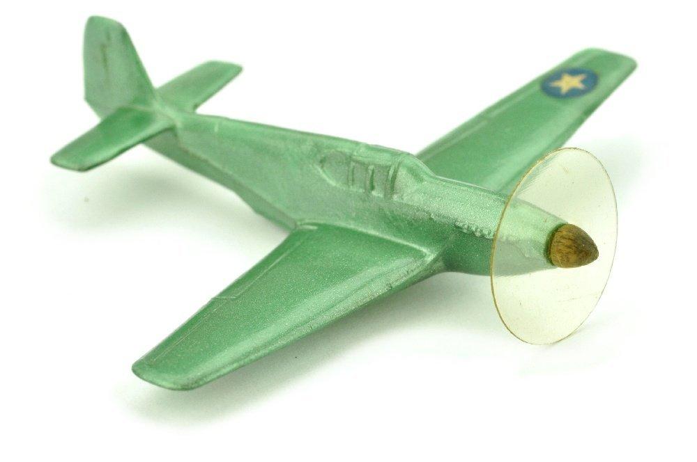 "Flugzeug USA 14 ""Mustang"" (gruenmetallic)"