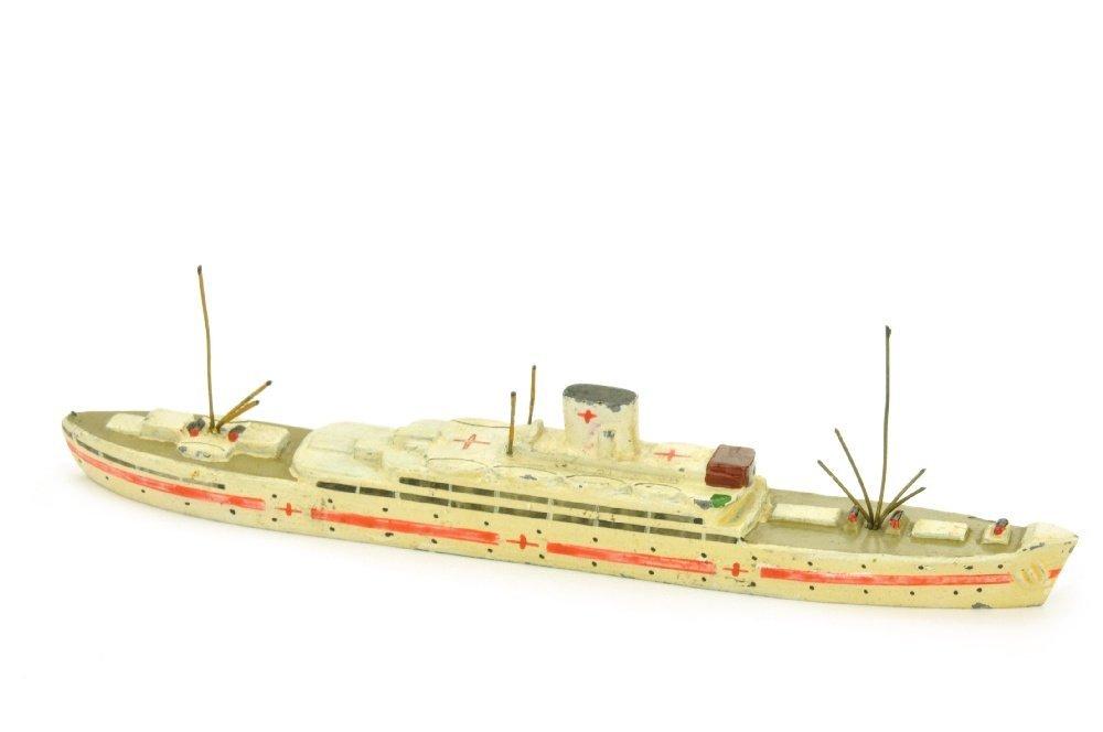 Lazerettschiff Caribia