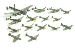 Konvolut 15 Flugzeuge Vorkrieg