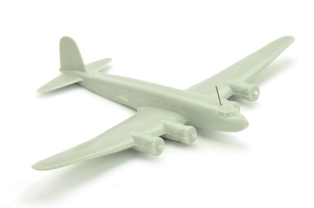 Flugzeug Focke-Wulf FW 200, hellgrau