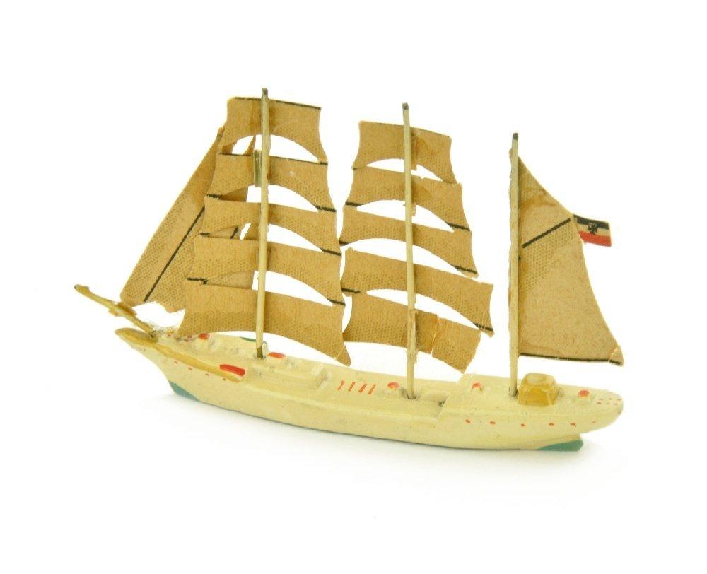 Segelschulschiff Gorch Fock (Typ 1, im Ork) - 2