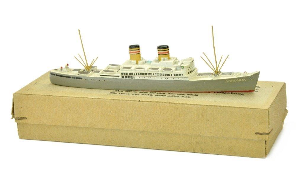 Passagierschiff Windhuk (im Ork)