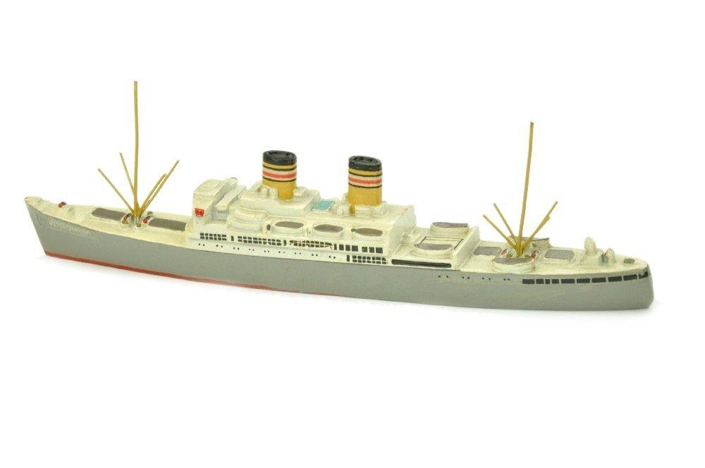 Passagierschiff Windhuk (im Ork) - 2