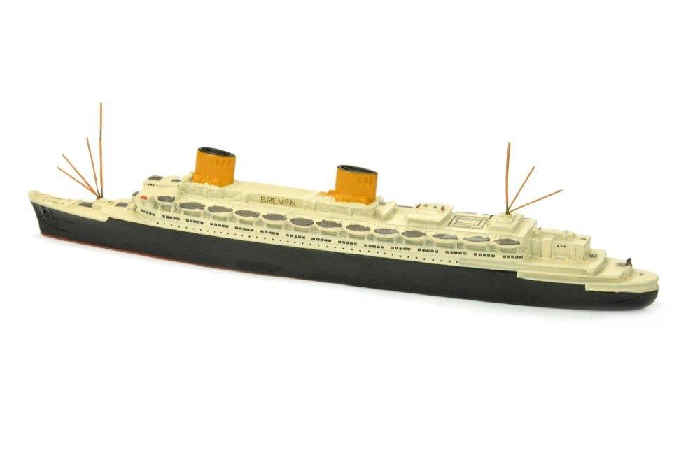 Passagierschiff Bremen (im Ork) - 2