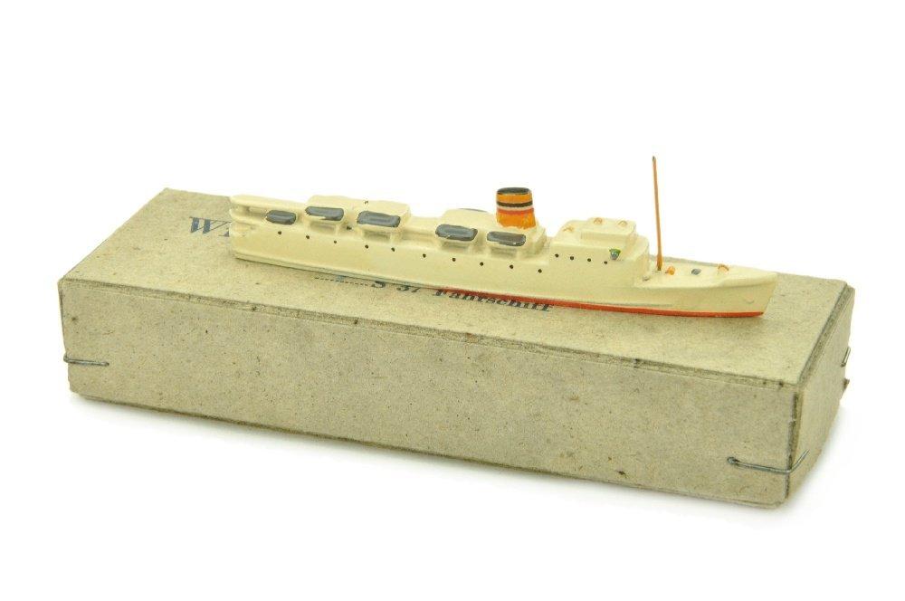 Passagierschiff Helgoland (im Ork)