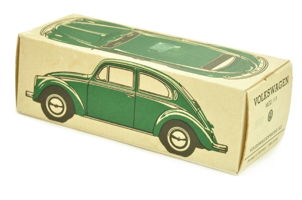VW Kaefer (Typ 4), weinrot (im Ork) - 2