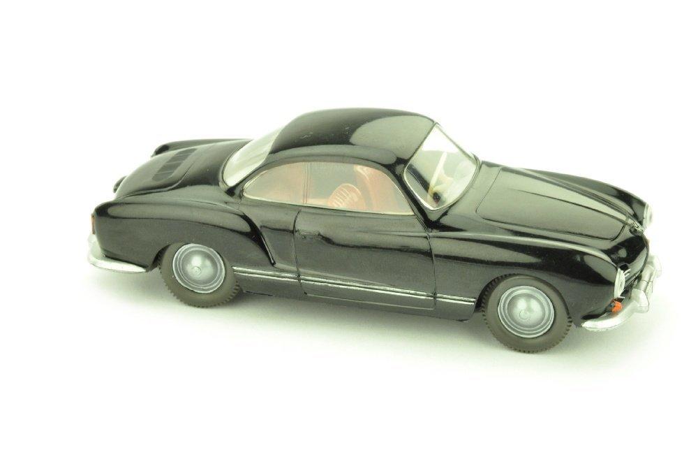 VW Karmann Ghia Coupe, schwarz (2.Wahl)