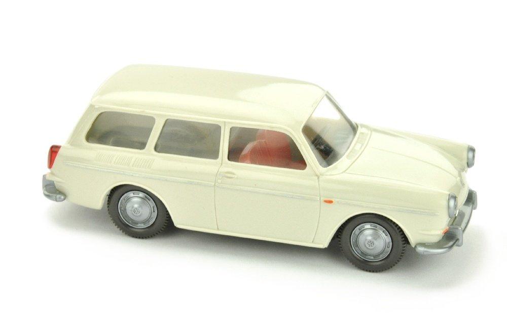 VW 1500 Variant, perlweiss