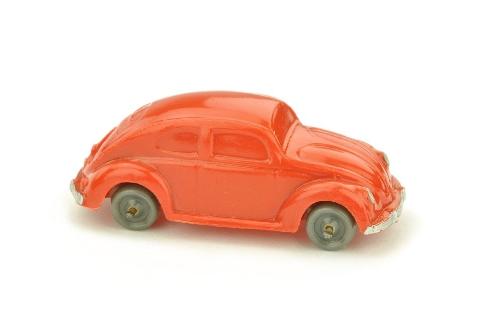 VW Kaefer (Typ 2), orangerot