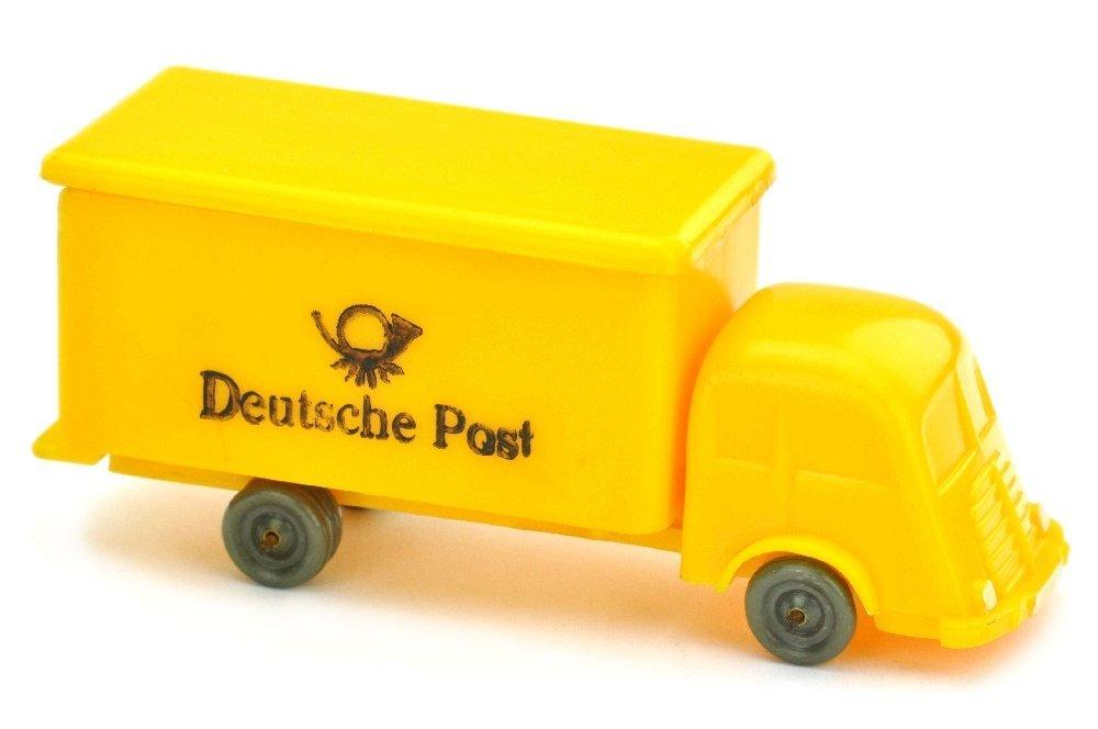 Postwagen Fiat (Dach gelb)