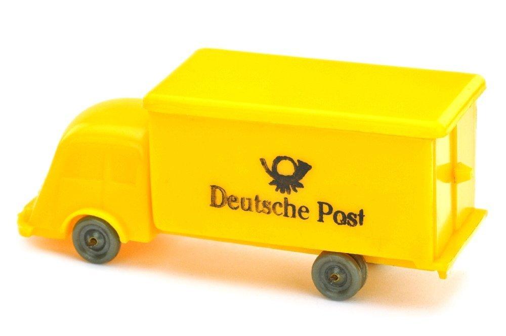 Postwagen Fiat (Dach gelb) - 2