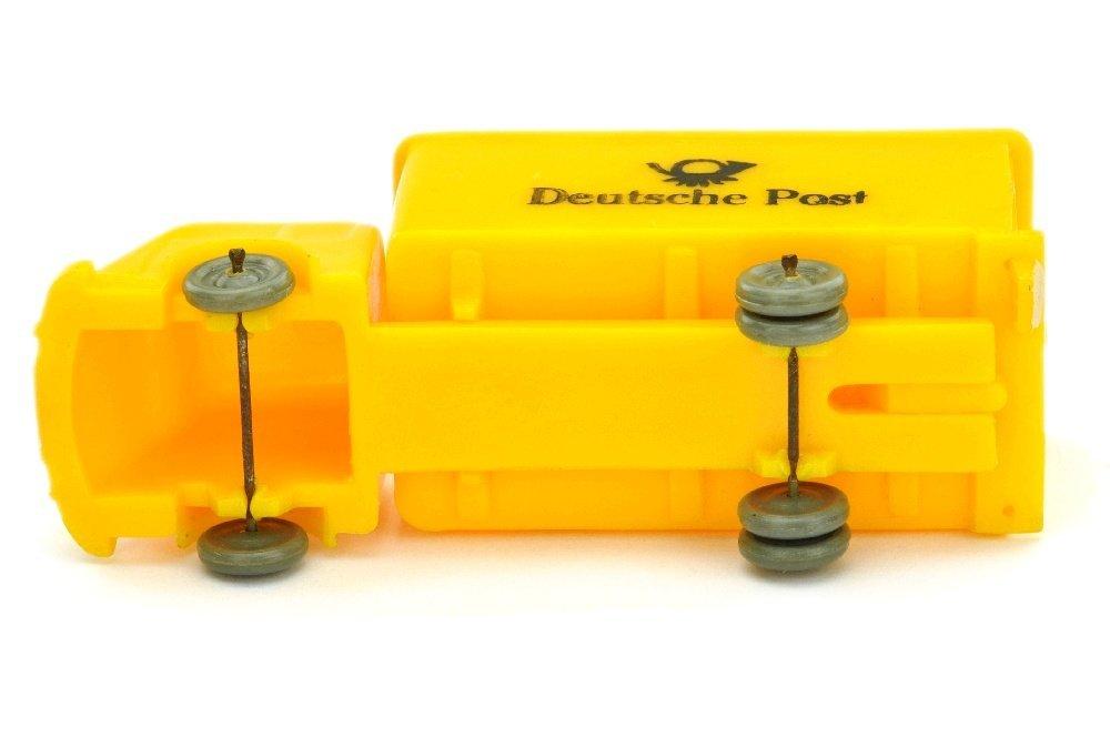 Postwagen Fiat (Dach gelb) - 3