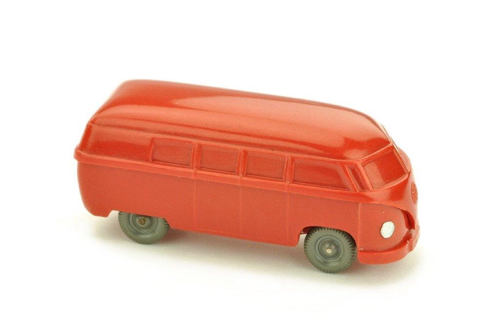 VW T1 Bus (Typ 3), rot