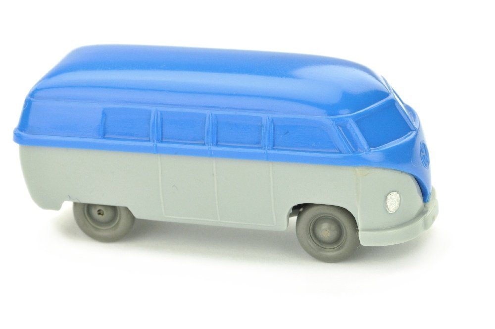 VW T1 Kasten (Typ 3), himmelblau/silbergrau