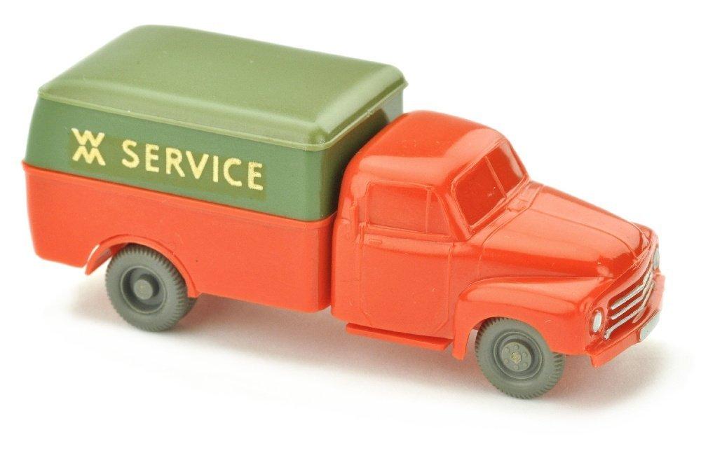 Opel Blitz WM Service (mit Ladegut)