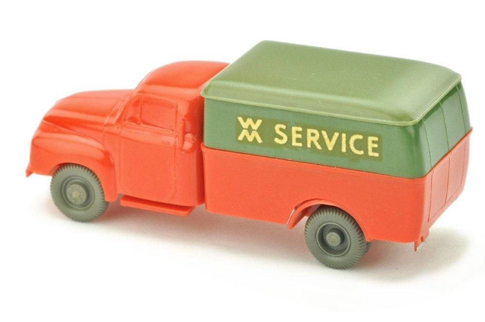 Opel Blitz WM Service (mit Ladegut) - 2