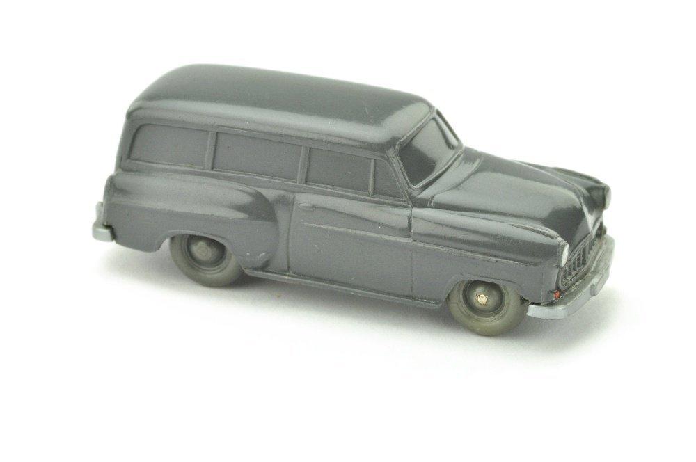 Opel Olympia Rekord Caravan, d'-basaltgrau
