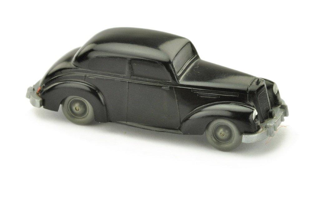 Mercedes 220, schwarz (Version /4)
