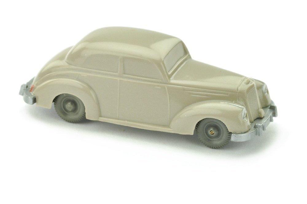 Mercedes 220, braunelfenbein