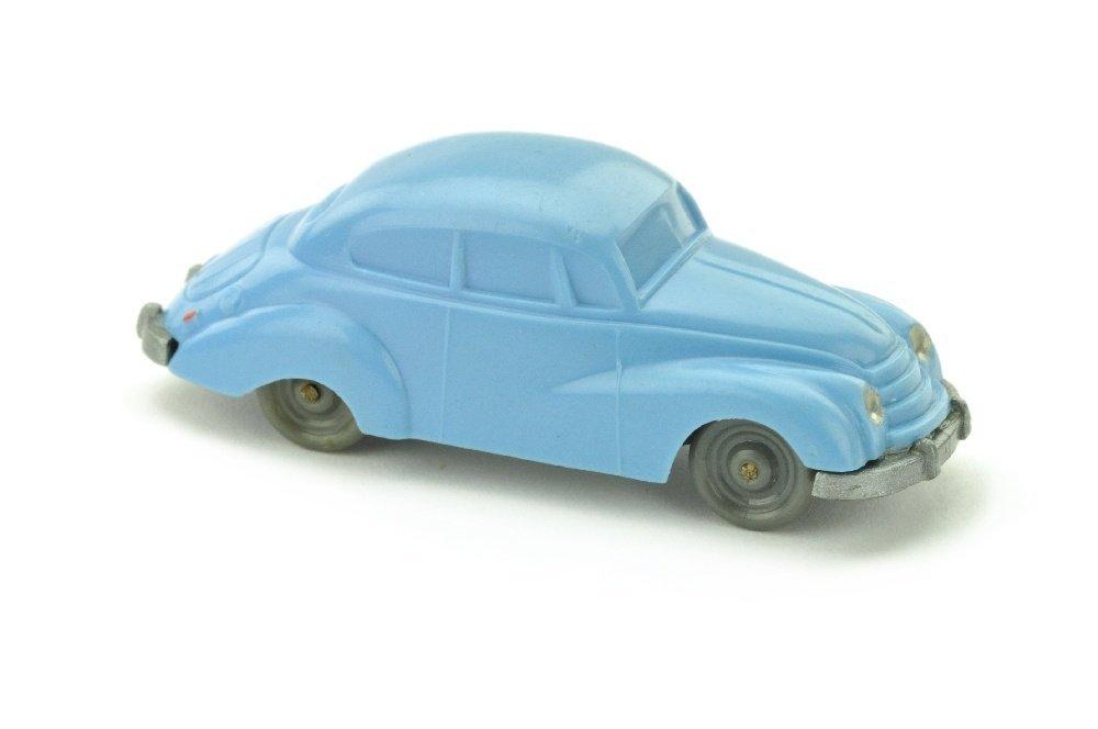 DKW Limousine, lilablau (ohne Schlepploch)