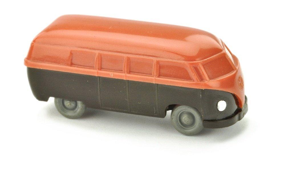 VW T1 Bus (Typ 3), rose/braunschwarz