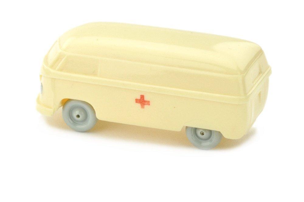Krankenwagen VW Kasten (Typ 4), creme - 2