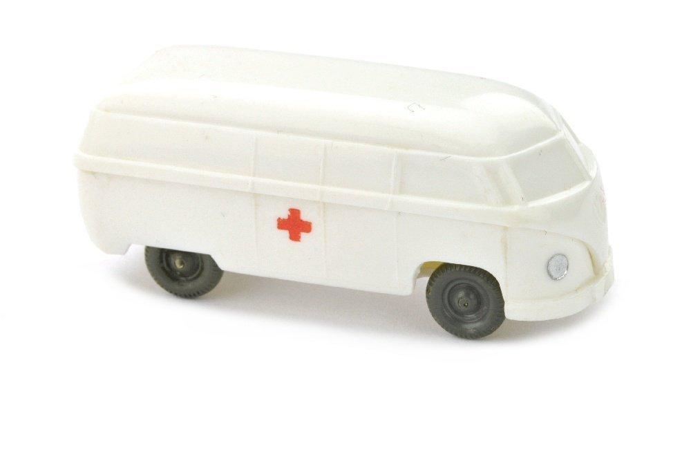 Krankenwagen VW Kasten (Typ 4), weiss