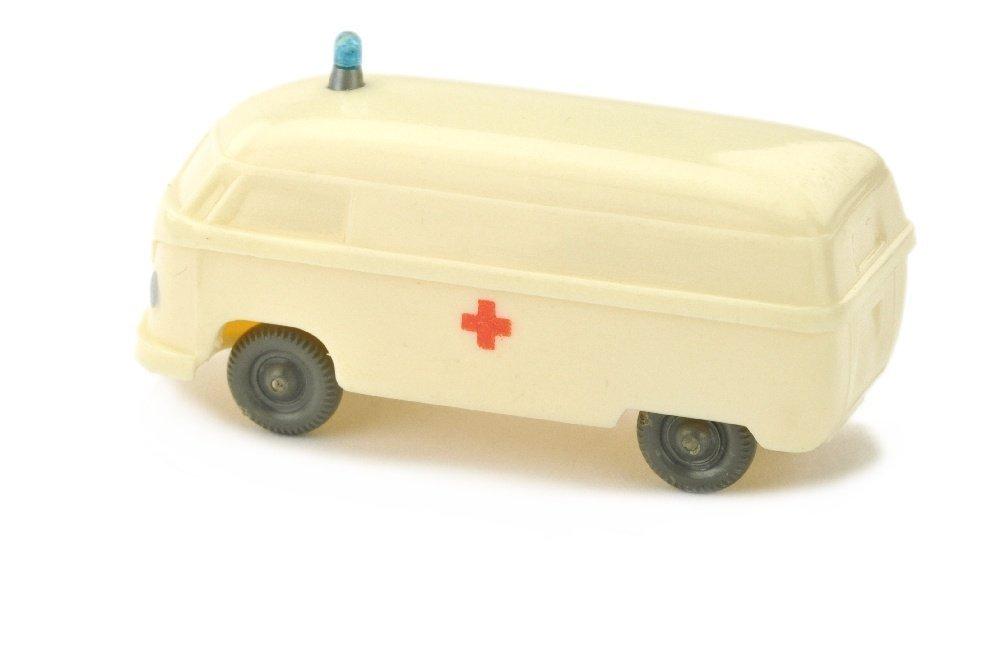 Krankenwagen VW Kasten (Typ 4), cremeweiss - 2