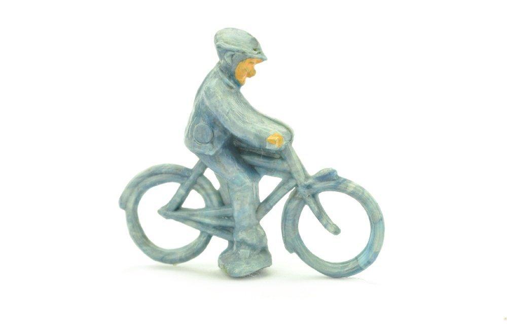 Radfahrer (maennlich), misch-hellblau