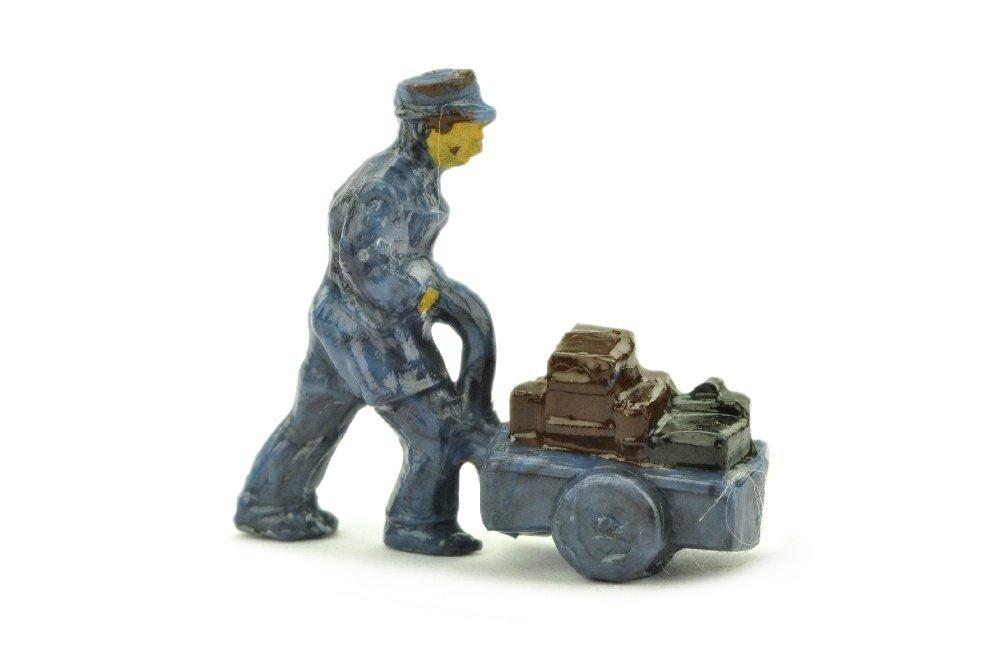Handwagenfahrer (Typ 1), nachtblau