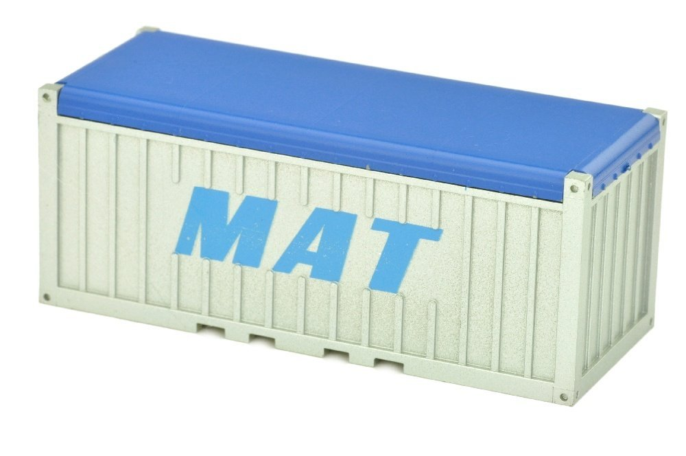 Liliput open-top-Container MAT