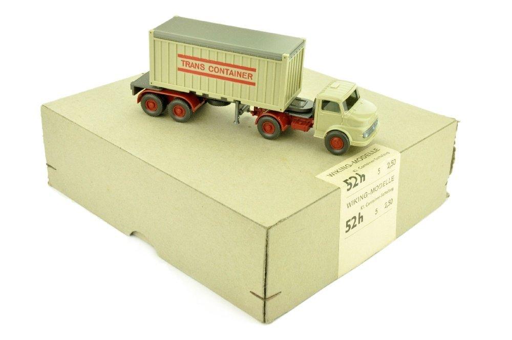 Haendlerkarton mit MB 1413 Trans Container (52h)