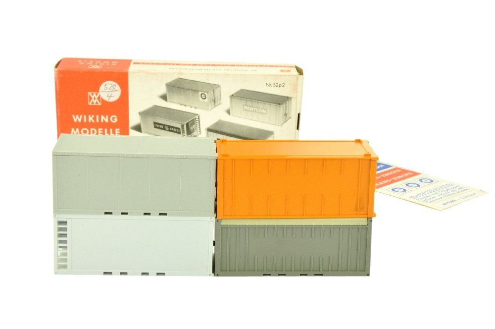 Container-Packung (Typ 4)