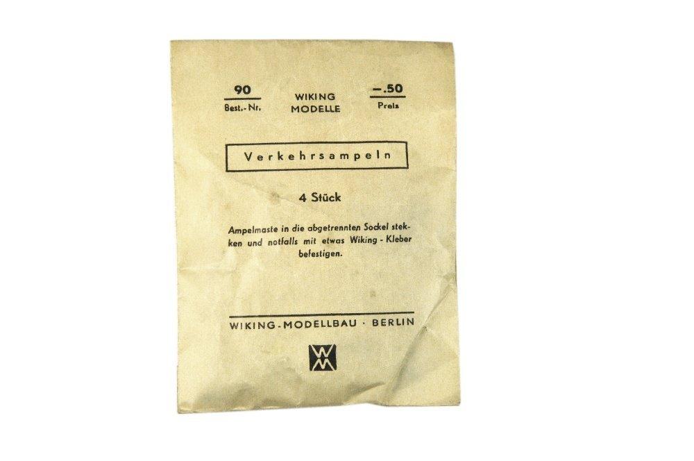 "Sortiment ""Neue Verkehrsampeln"" (in Papiertuete)"