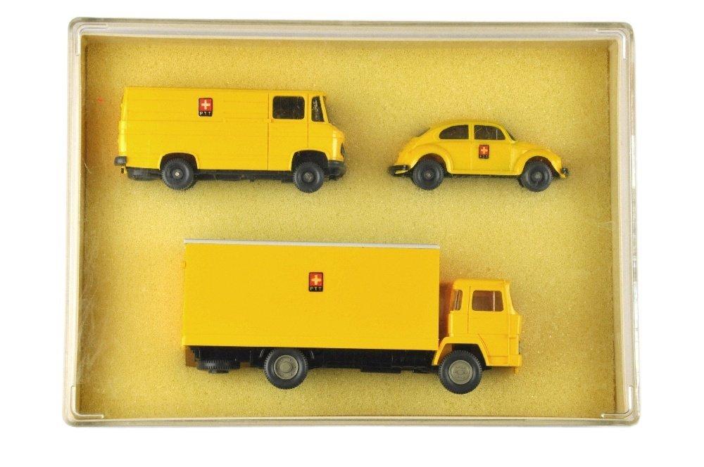 Geschenkpackung Post PTT (um 1976)