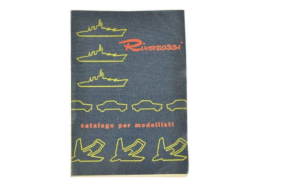 Rivarossi-Katalog (um 1960)
