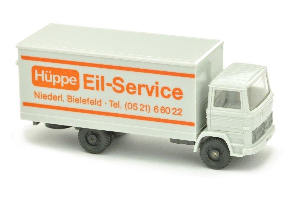 Hueppe/1 - Koffer-LKW MB 1317 (zweizeilig)