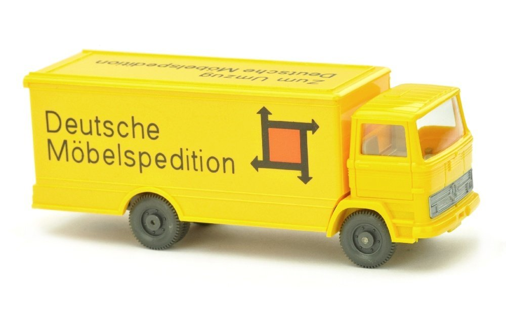 Deutsche Moebelspedition/1C - MB 1317