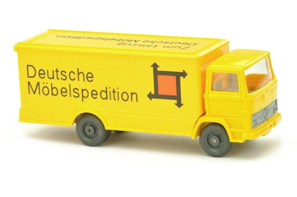 Deutsche Moebelspedition/1C - MB 1317