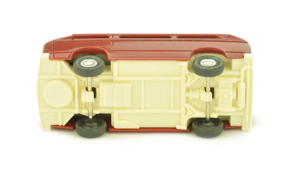Feuerwehr VW T3 Transporter, braunrot - 3