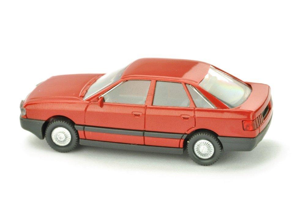 Audi 80, rubinrot - 2