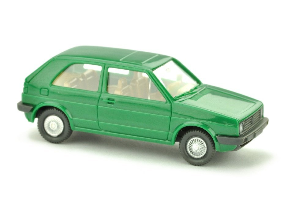 VW Golf II (2-tuerig), gruen
