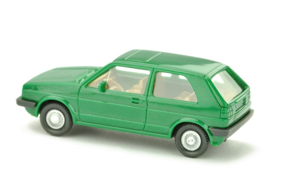 VW Golf II (2-tuerig), gruen - 2