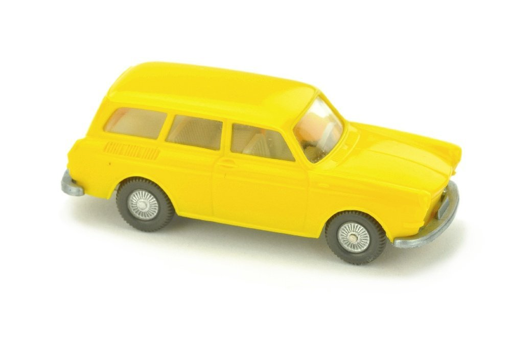 VW 1600 Variant, gelb